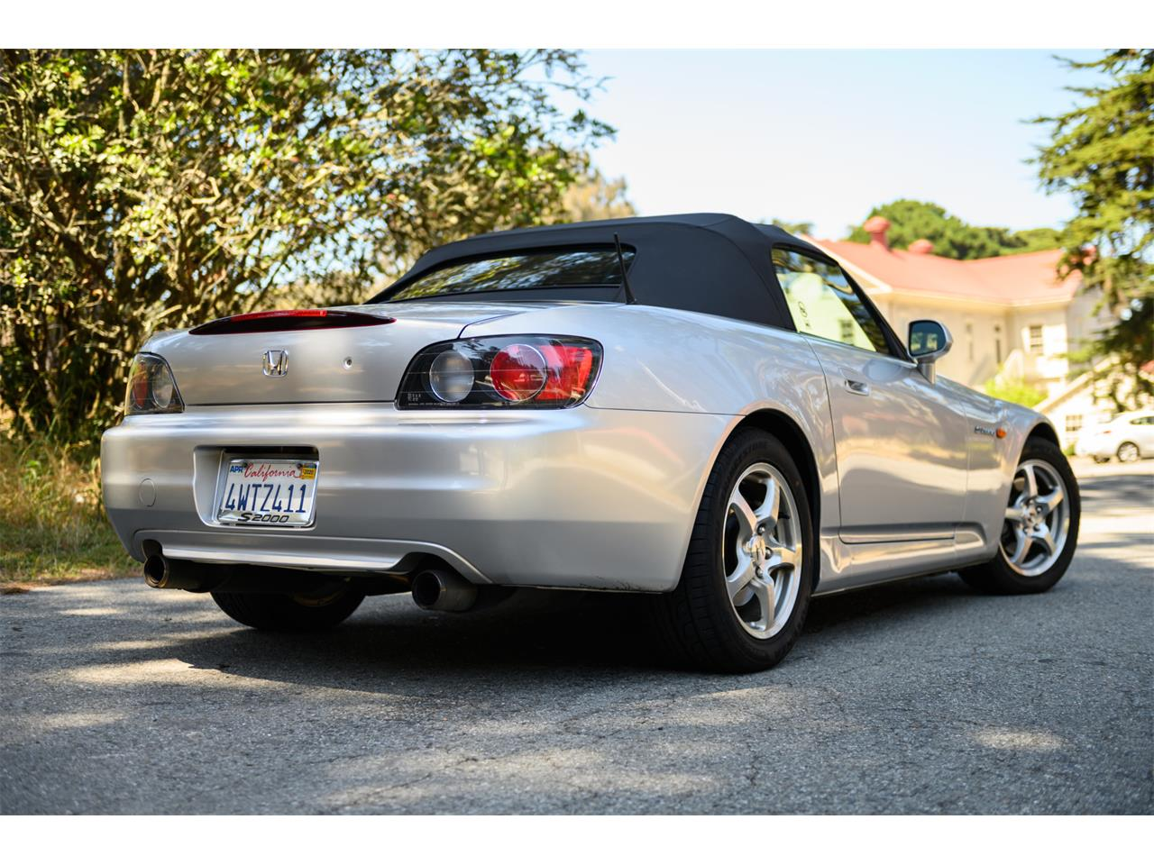 Large Picture of '02 S2000 - QE8Z
