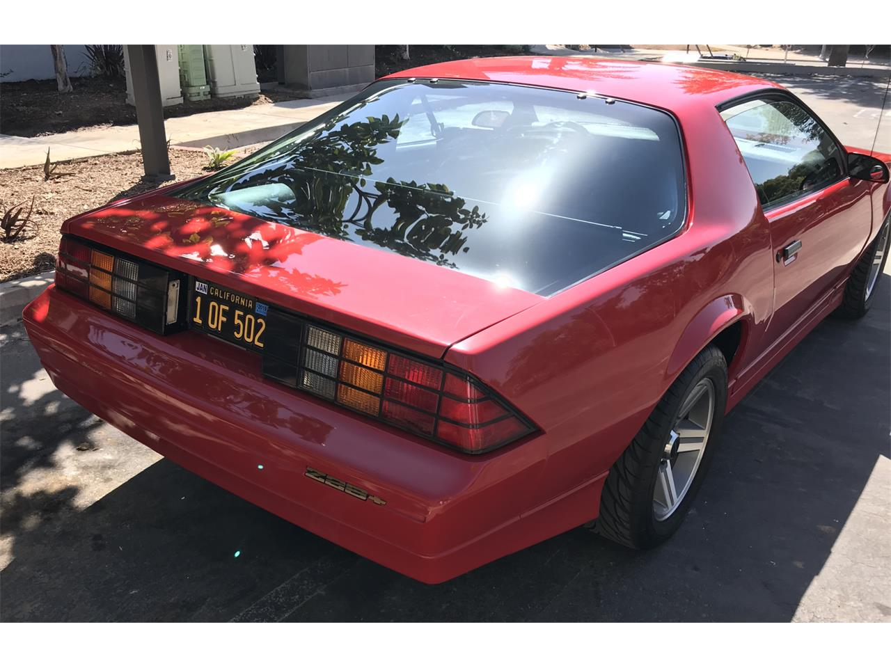 Large Picture of '85 Chevrolet Camaro IROC Z28 located in Vista California Auction Vehicle Offered by Bring A Trailer - QE91