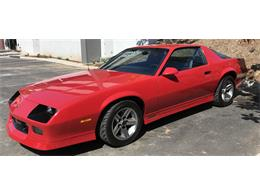 Picture of '85 Camaro IROC Z28 located in Vista California Offered by Bring A Trailer - QE91