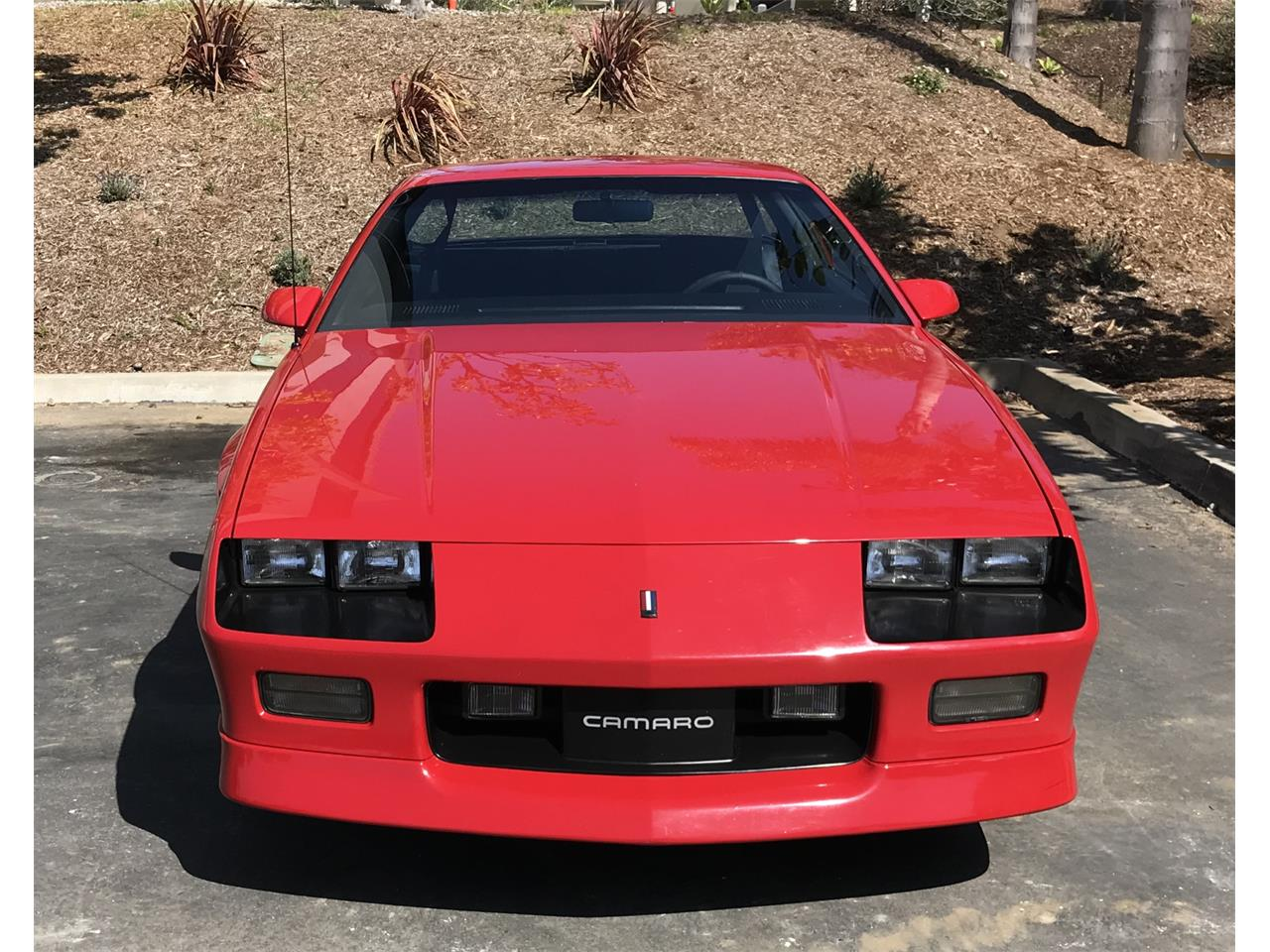 Large Picture of 1985 Camaro IROC Z28 located in California Auction Vehicle Offered by Bring A Trailer - QE91