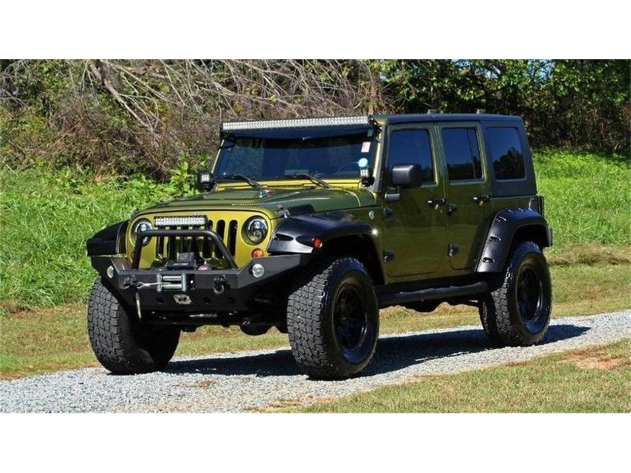 Large Picture of '07 Wrangler - QD6X