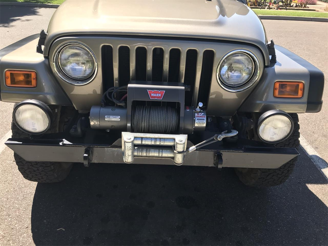 Large Picture of '05 Wrangler located in Colorado Auction Vehicle Offered by Bring A Trailer - QE97