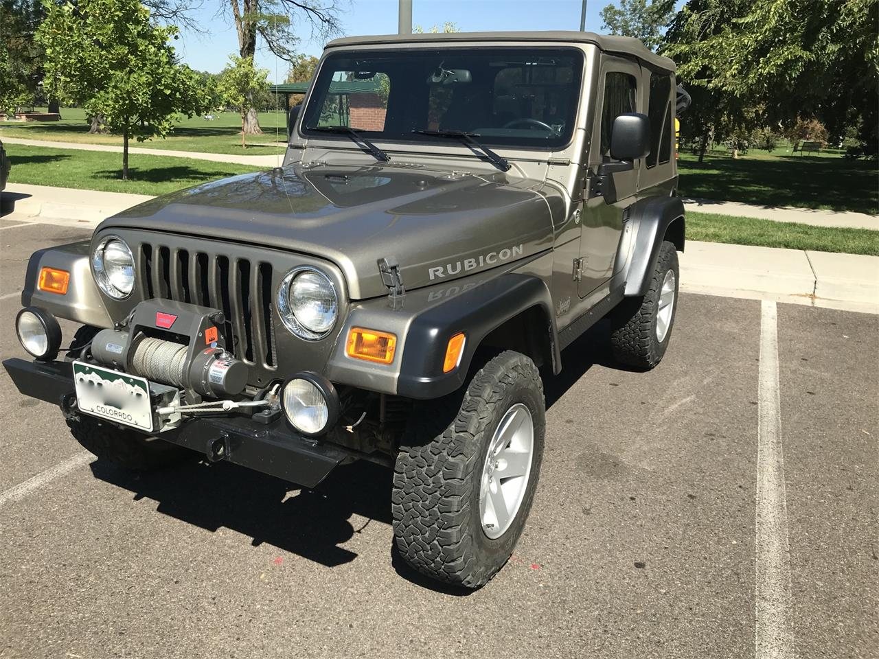 Large Picture of '05 Wrangler located in Colorado - QE97