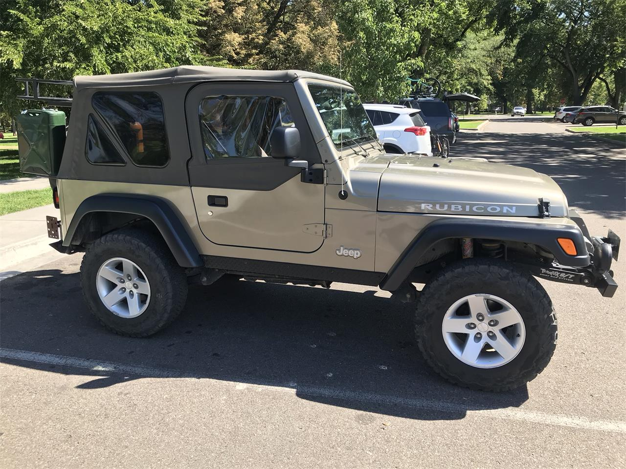 Large Picture of 2005 Jeep Wrangler - QE97
