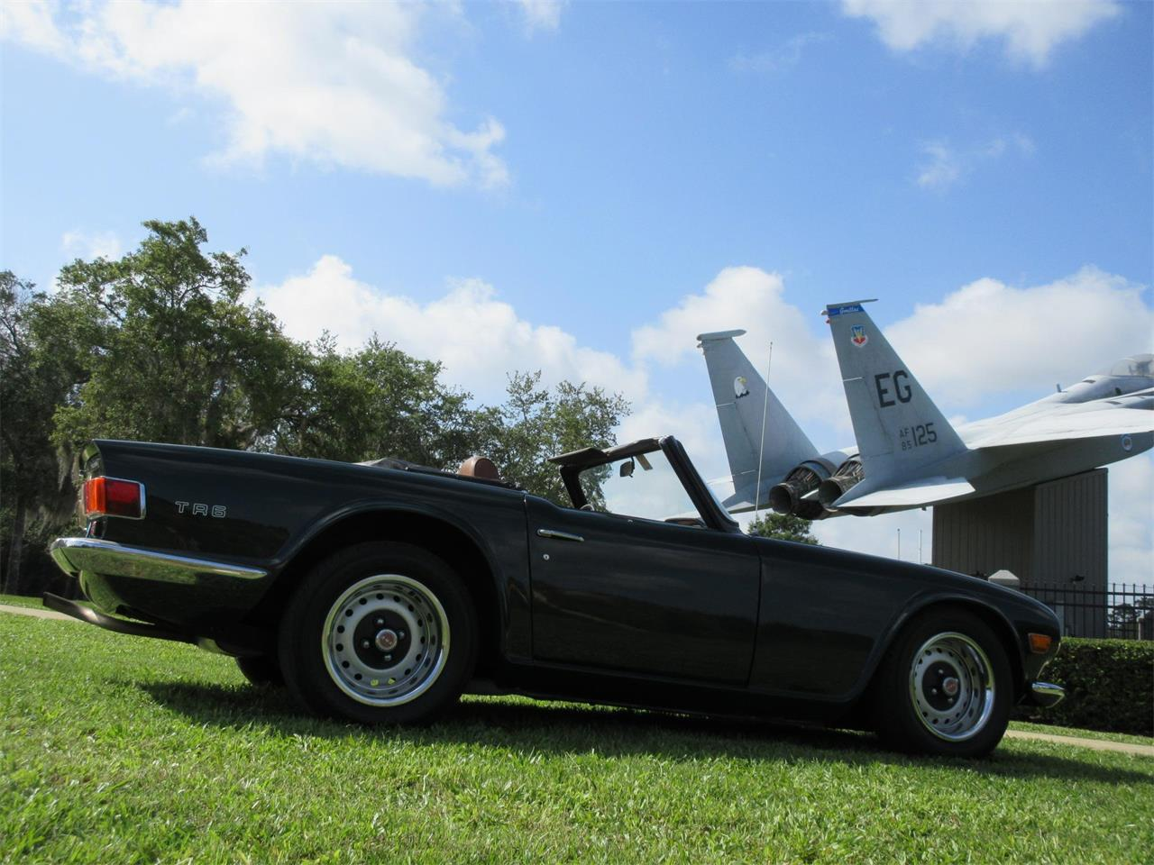 Large Picture of '71 TR6 - QE9A