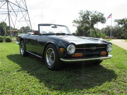Picture of '71 TR6 - QE9A