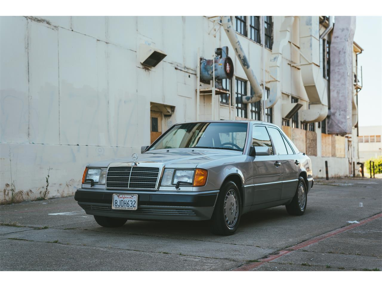 Large Picture of '93 300 - QE9K