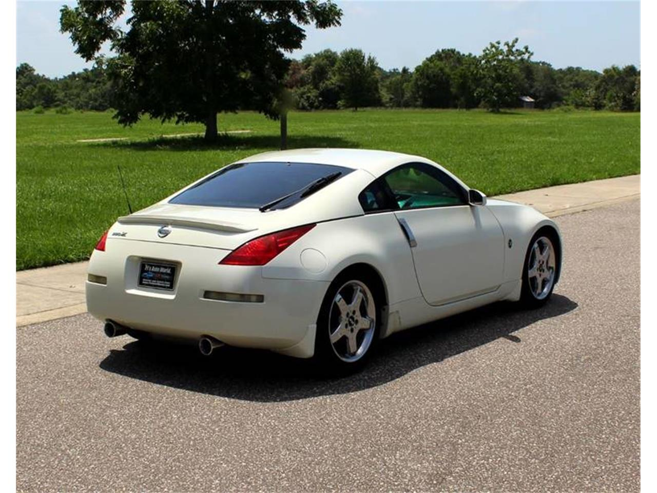 Large Picture of '03 350Z - QEA0