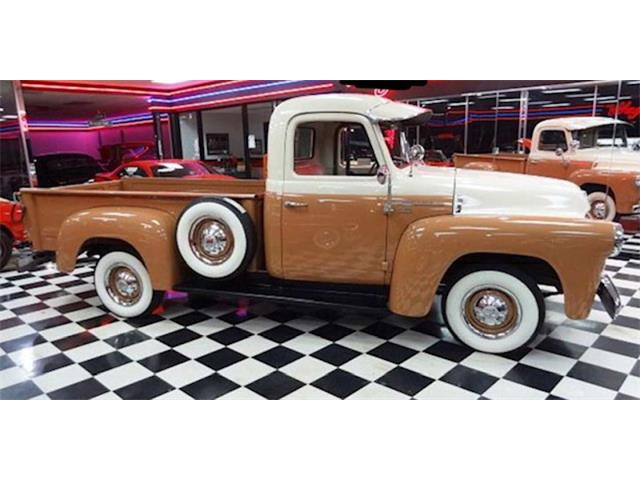 Picture of Classic '56 International S110 located in Louisiana Auction Vehicle Offered by  - QEA8