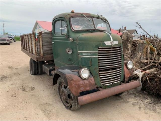 Picture of Classic '47 Dodge COE located in Cadillac Michigan - $7,995.00 Offered by  - QEB0