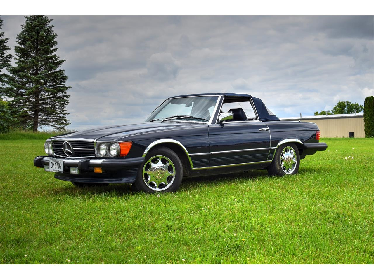 Large Picture of '84 380SL - QD34