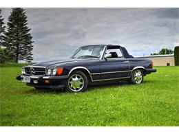 Picture of '84 380SL - QD34