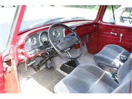 Picture of '63 F100 located in Cadillac Michigan - $10,395.00 - QEBE