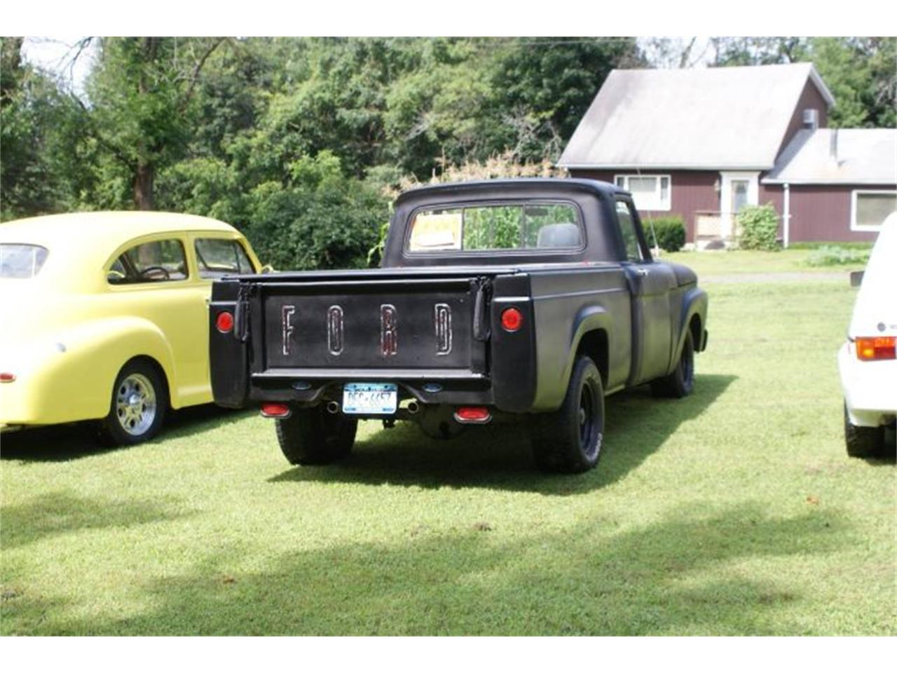 Large Picture of Classic 1963 Ford F100 located in Cadillac Michigan Offered by Classic Car Deals - QEBE