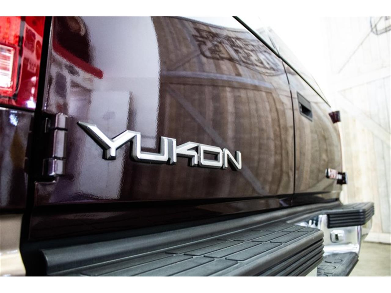 Large Picture of '97 Yukon - QEBH