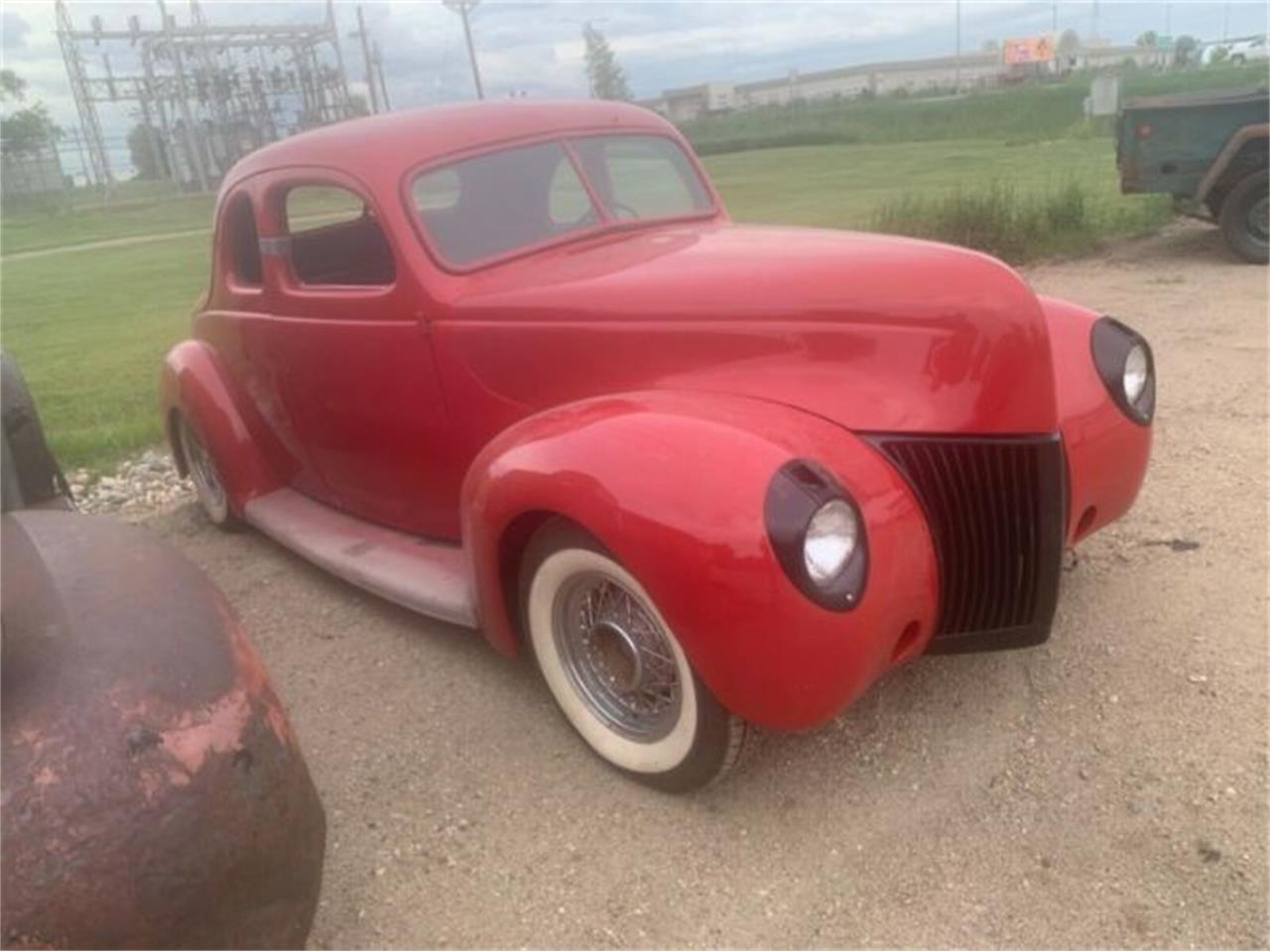 Large Picture of '39 Coupe - QEBJ