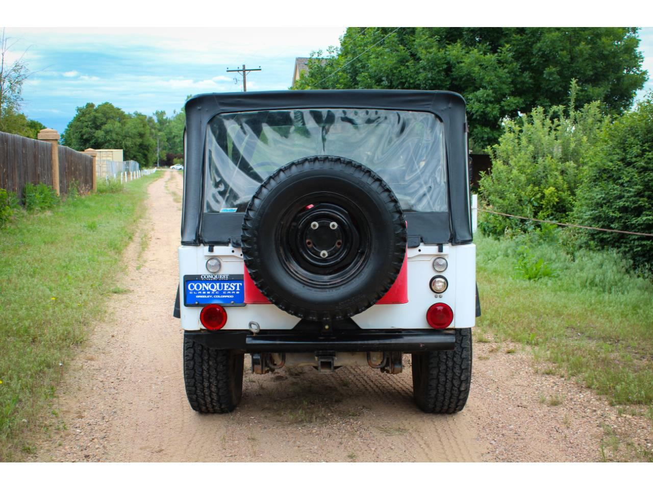 Large Picture of 1974 CJ5 located in Greeley Colorado - $6,500.00 Offered by Conquest Classic Cars - QEBK