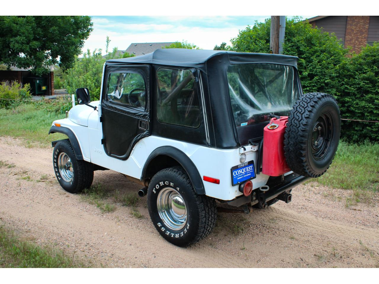 Large Picture of 1974 CJ5 located in Colorado - $6,500.00 Offered by Conquest Classic Cars - QEBK