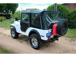 Picture of '74 Jeep CJ5 located in Greeley Colorado Offered by Conquest Classic Cars - QEBK