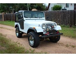 Picture of 1974 Jeep CJ5 located in Colorado - $6,500.00 - QEBK