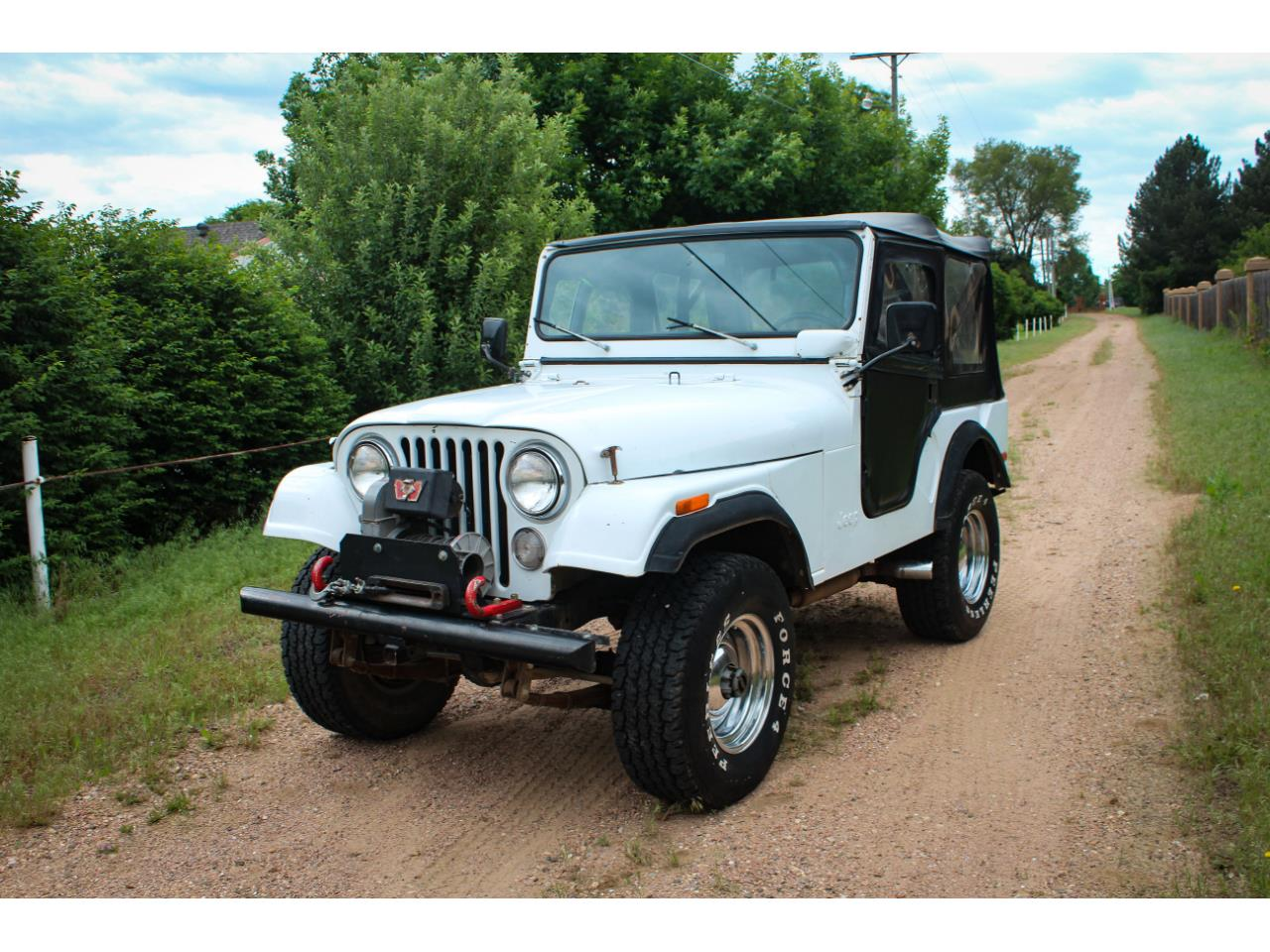 Large Picture of 1974 Jeep CJ5 - $6,500.00 Offered by Conquest Classic Cars - QEBK