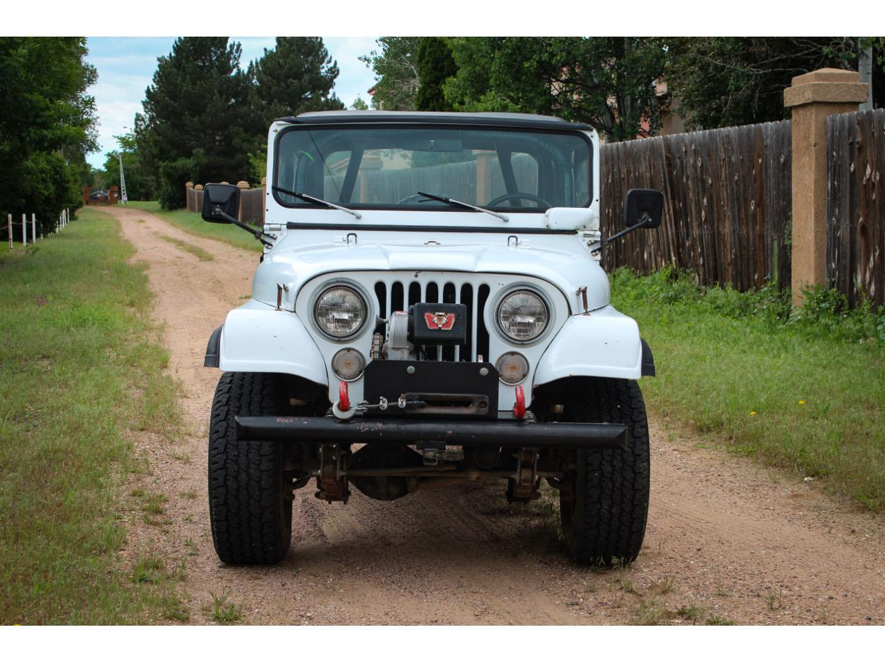 Large Picture of '74 CJ5 - $6,500.00 Offered by Conquest Classic Cars - QEBK