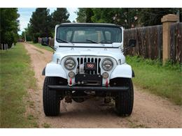 Picture of '74 Jeep CJ5 located in Greeley Colorado - $6,500.00 Offered by Conquest Classic Cars - QEBK