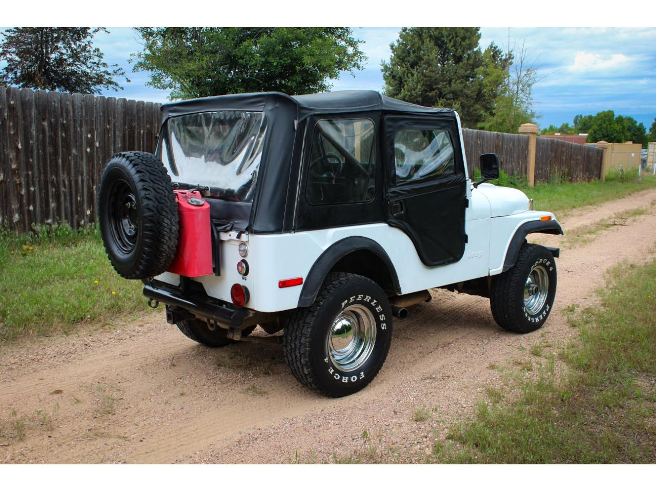 Large Picture of '74 CJ5 located in Greeley Colorado - $6,500.00 Offered by Conquest Classic Cars - QEBK