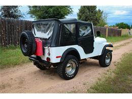 Picture of 1974 Jeep CJ5 located in Greeley Colorado Offered by Conquest Classic Cars - QEBK