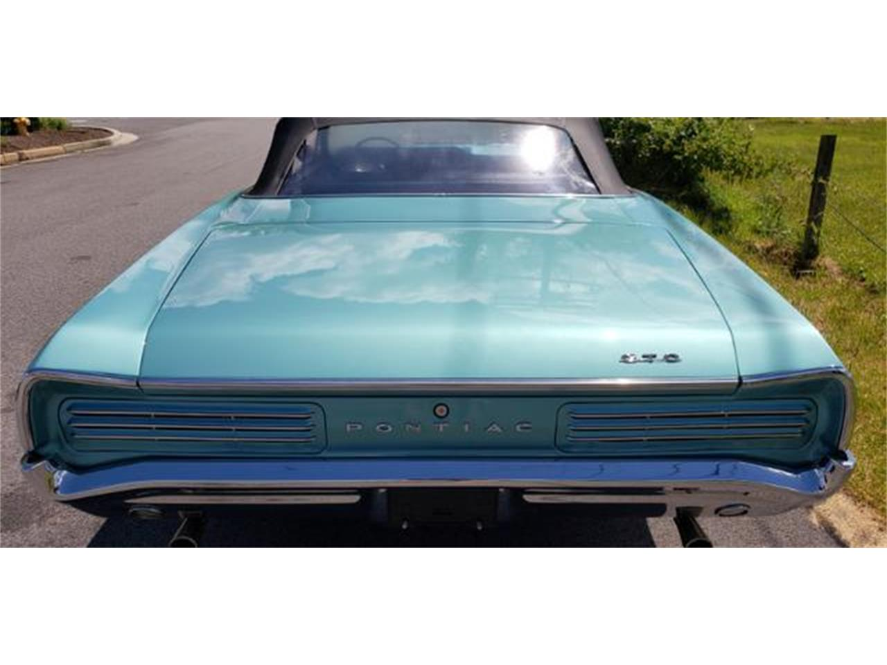 Large Picture of Classic 1966 GTO located in Linthicum Maryland - $52,500.00 - QEBL