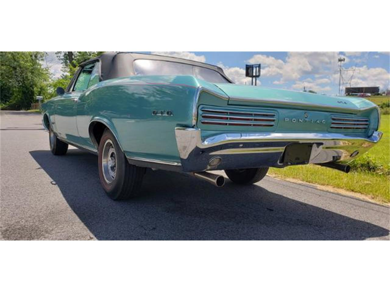 Large Picture of Classic 1966 Pontiac GTO - $52,500.00 Offered by Universal Auto Sales - QEBL