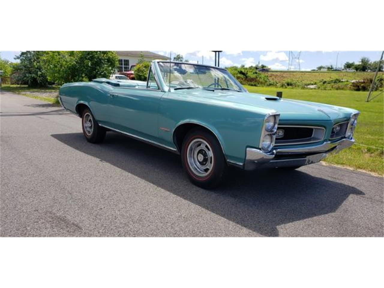 Large Picture of 1966 Pontiac GTO Offered by Universal Auto Sales - QEBL