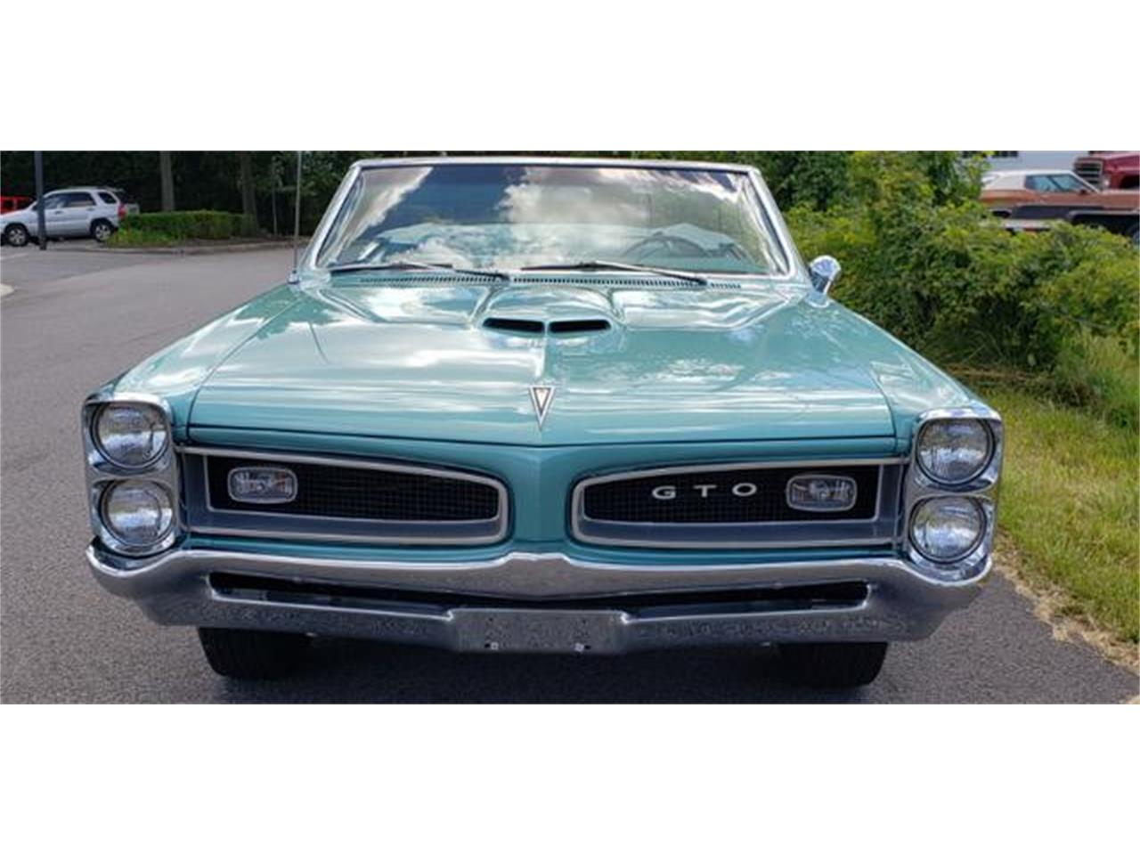Large Picture of '66 Pontiac GTO located in Maryland - $52,500.00 - QEBL