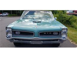 Picture of Classic 1966 Pontiac GTO - $52,500.00 - QEBL