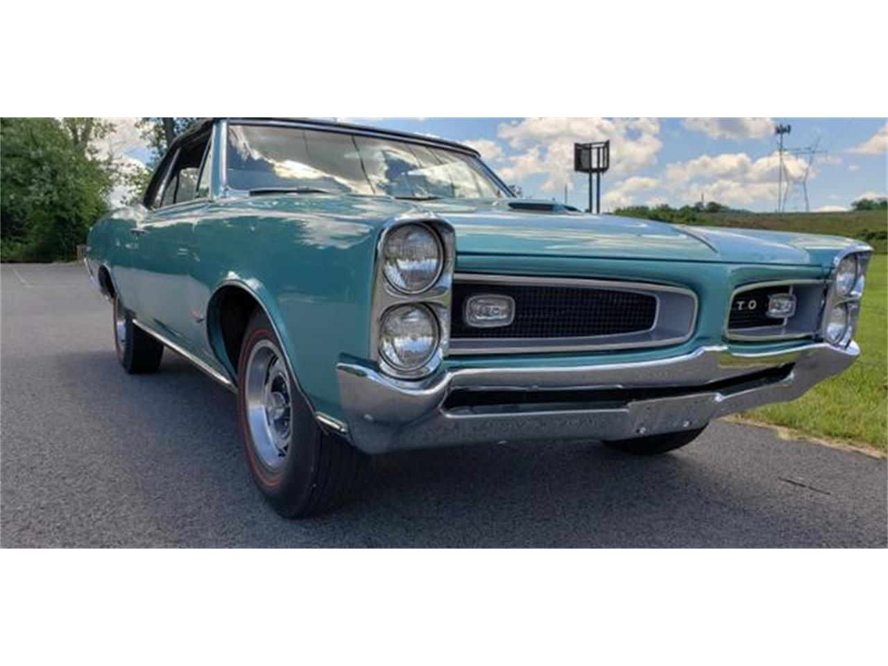 Large Picture of '66 Pontiac GTO located in Linthicum Maryland - QEBL
