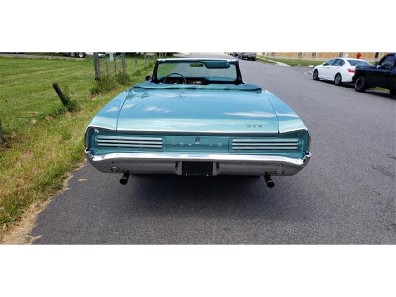 Large Picture of Classic '66 Pontiac GTO located in Maryland - $52,500.00 Offered by Universal Auto Sales - QEBL