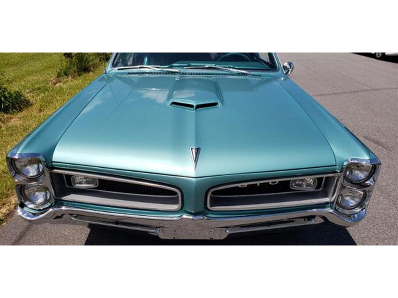 Large Picture of 1966 Pontiac GTO - $52,500.00 - QEBL