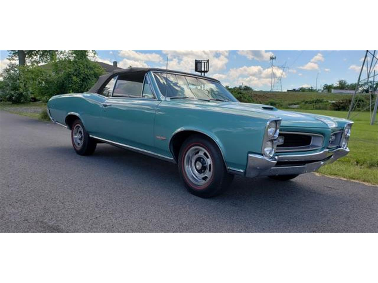 Large Picture of '66 GTO located in Maryland Offered by Universal Auto Sales - QEBL