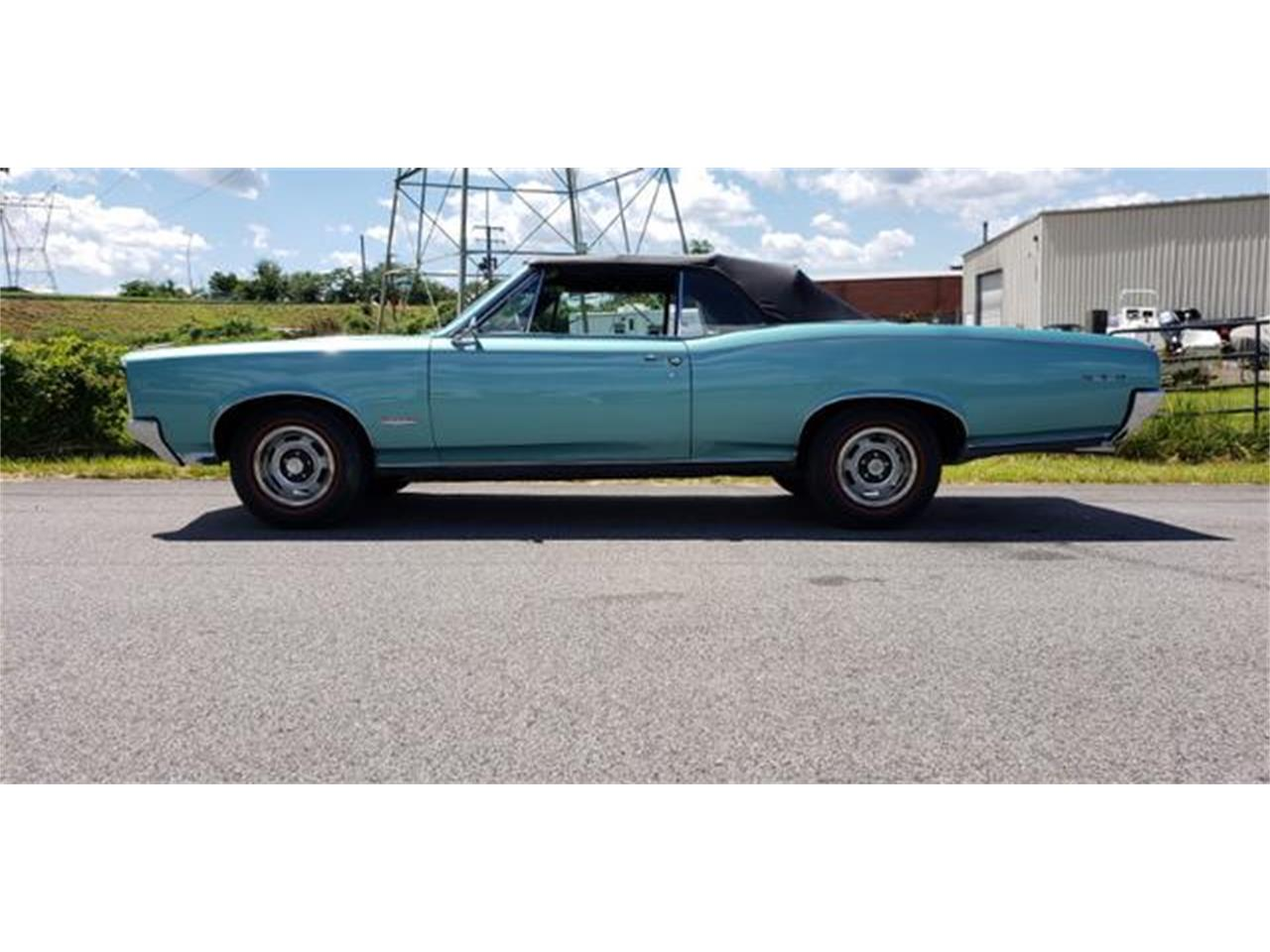 Large Picture of Classic 1966 Pontiac GTO located in Maryland Offered by Universal Auto Sales - QEBL