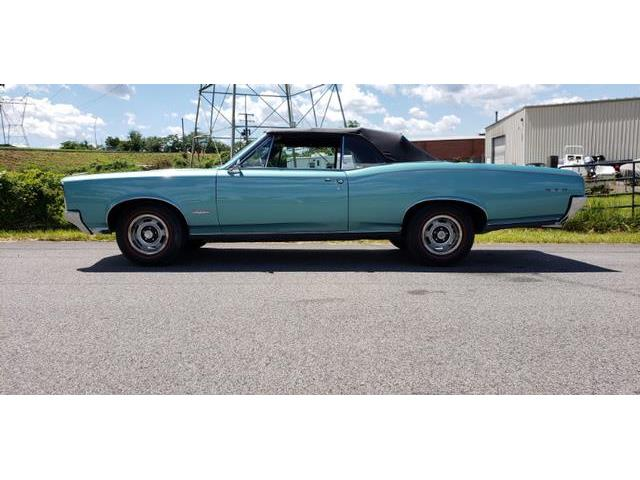 Picture of Classic '66 Pontiac GTO located in Linthicum Maryland - $55,900.00 - QEBL
