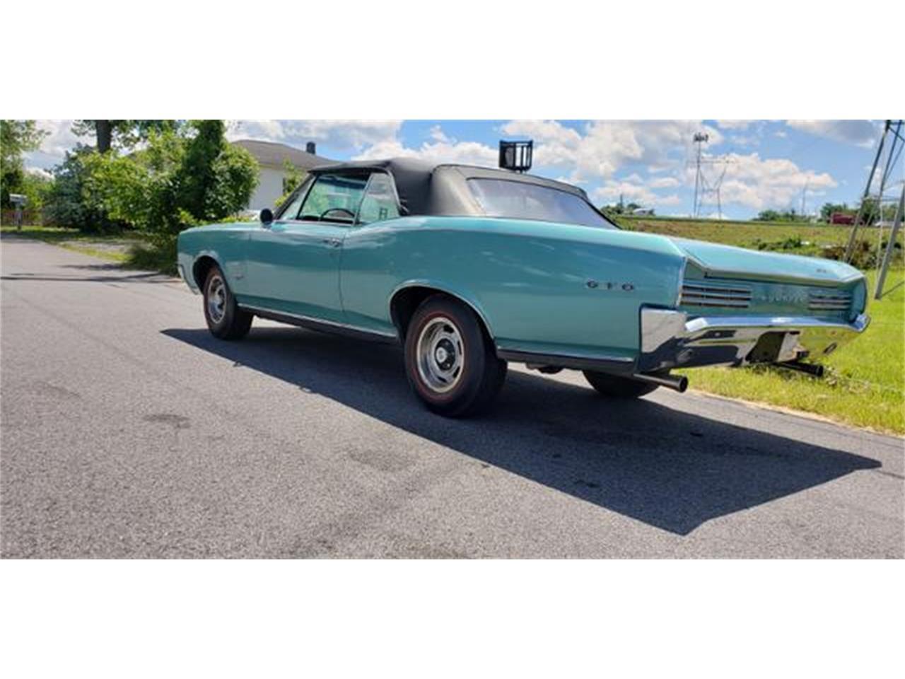 Large Picture of 1966 GTO - $52,500.00 - QEBL