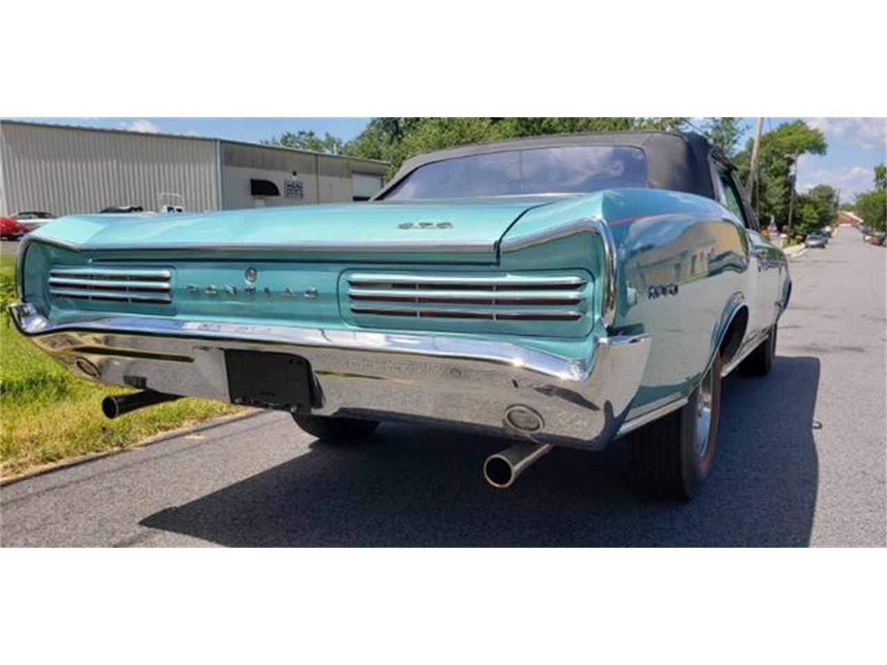 Large Picture of Classic '66 GTO - $52,500.00 - QEBL