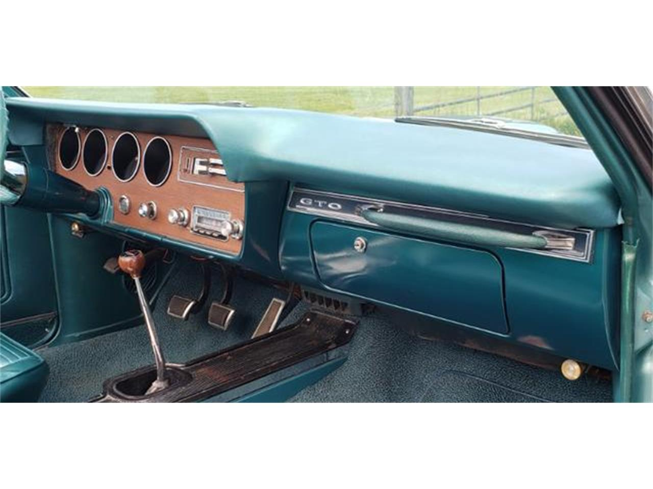 Large Picture of Classic '66 Pontiac GTO Offered by Universal Auto Sales - QEBL