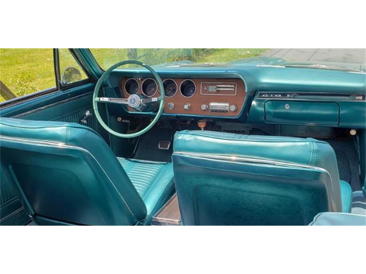 Large Picture of Classic '66 Pontiac GTO - $52,500.00 Offered by Universal Auto Sales - QEBL