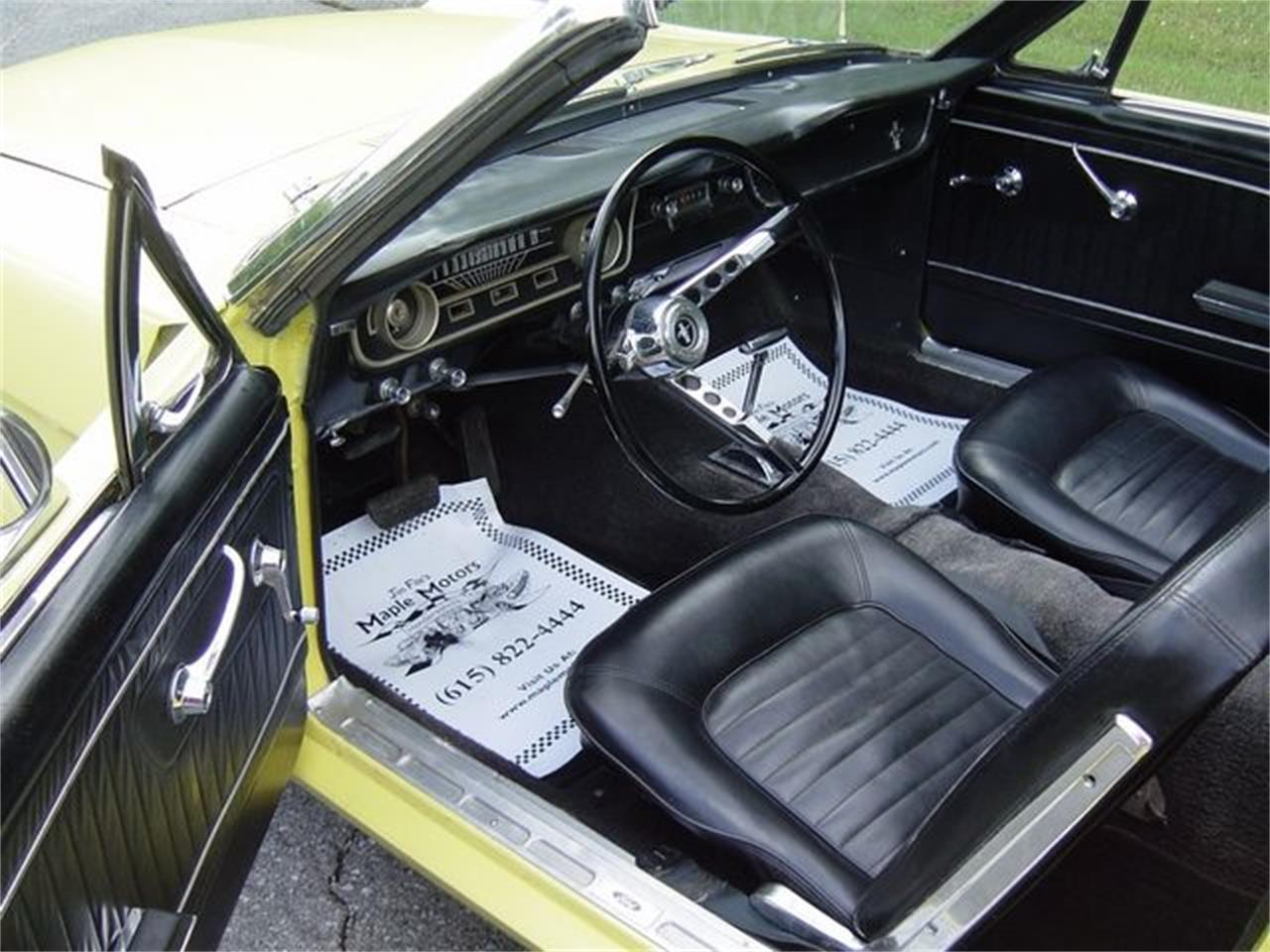 Large Picture of '65 Mustang - QEBM