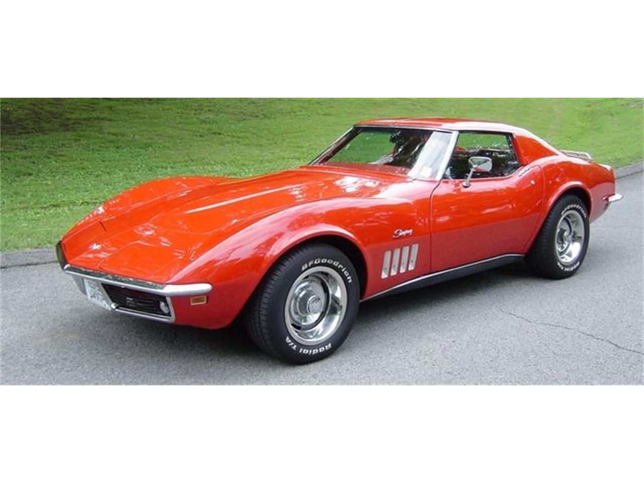 Large Picture of '69 Corvette - QEBO