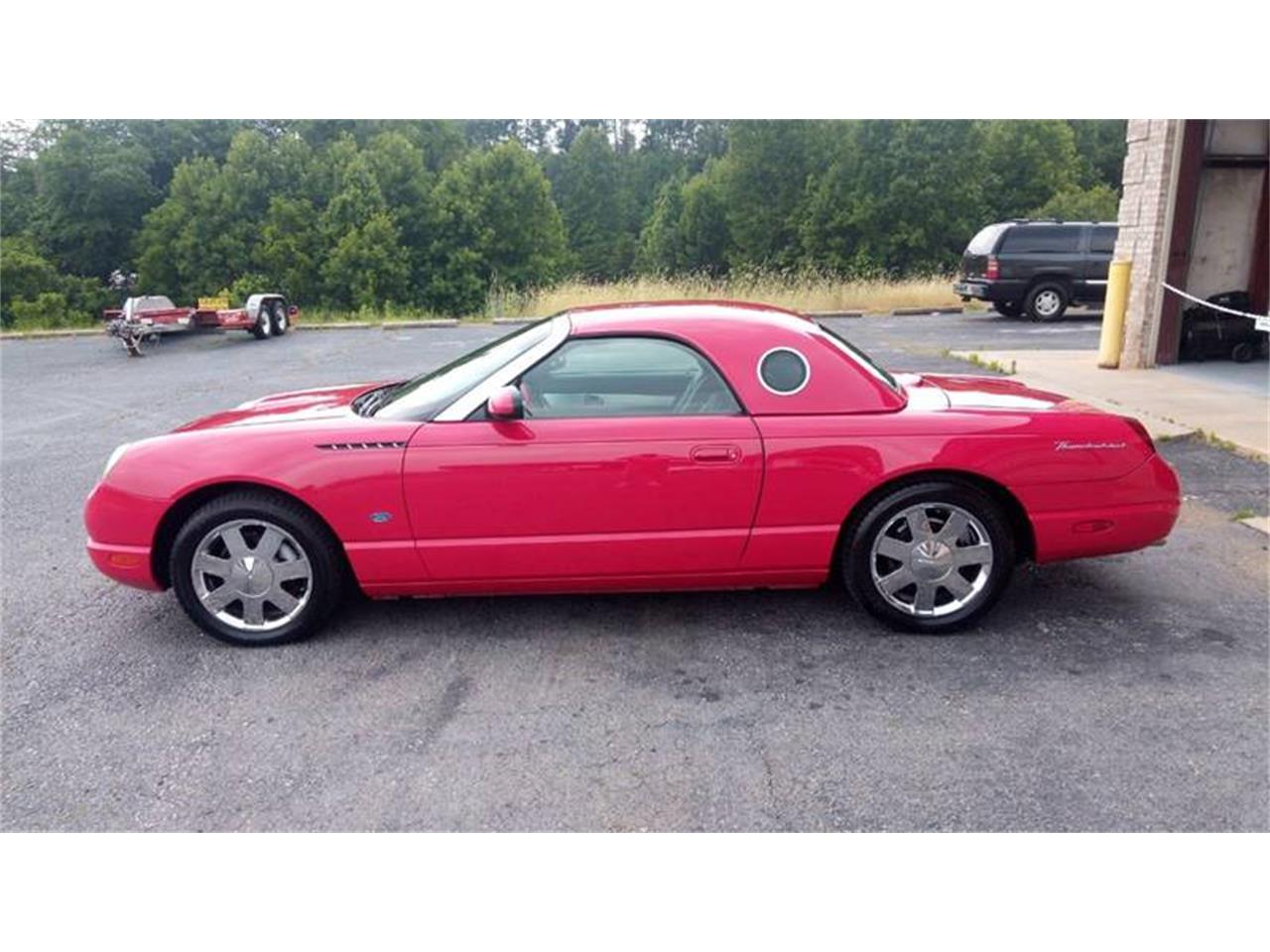 Large Picture of '02 Ford Thunderbird located in Georgia Offered by Georgia Mountain Classic Cars - QEBP