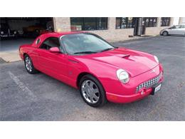 Picture of '02 Ford Thunderbird - $16,500.00 Offered by Georgia Mountain Classic Cars - QEBP