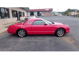 Picture of 2002 Thunderbird located in Cleveland Georgia Offered by Georgia Mountain Classic Cars - QEBP