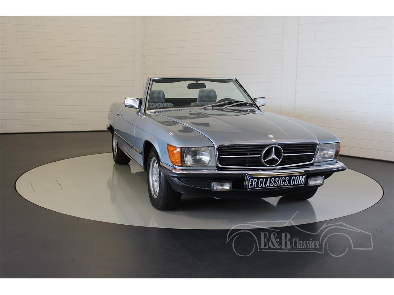 Large Picture of 1983 Mercedes-Benz 280SL located in Waalwijk noord brabant - $34,150.00 - QEBS